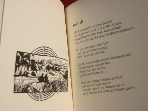 Andreas Landl im Labyrinth meiner Gefühle