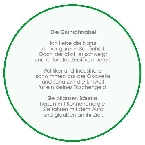Grünschnäbel