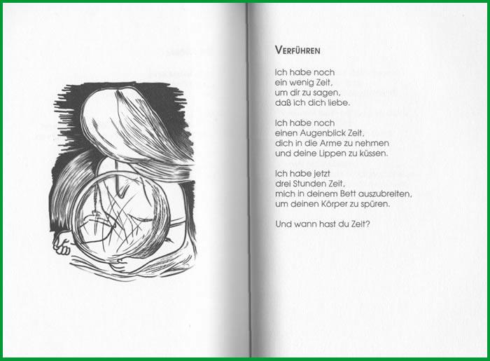 Andreas Landl Gedichteband Labyrinth meiner Gefühle